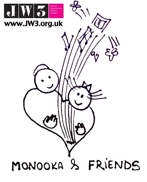 JW3: Monooka and Friends