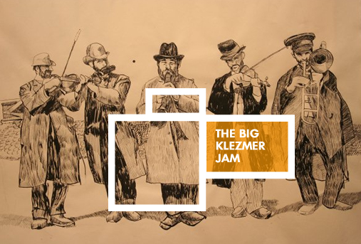 THE BIG KLEZMER JAM