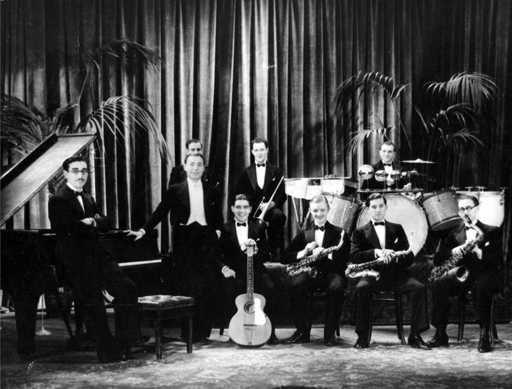 Joe Loss Quartet at Barbican