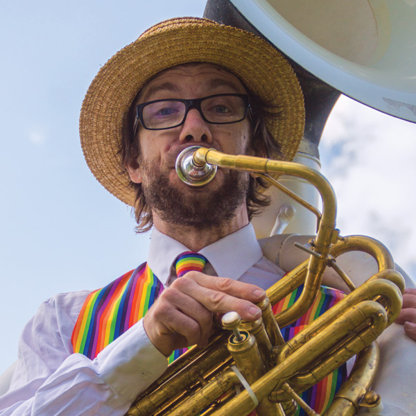 Klezmer in the Park: The Big Mix 2017