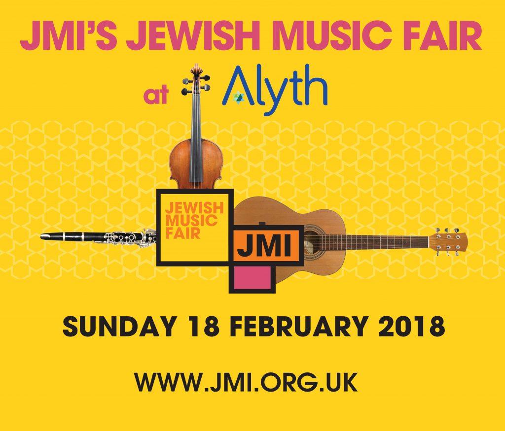 Jewish Music Fair 2018