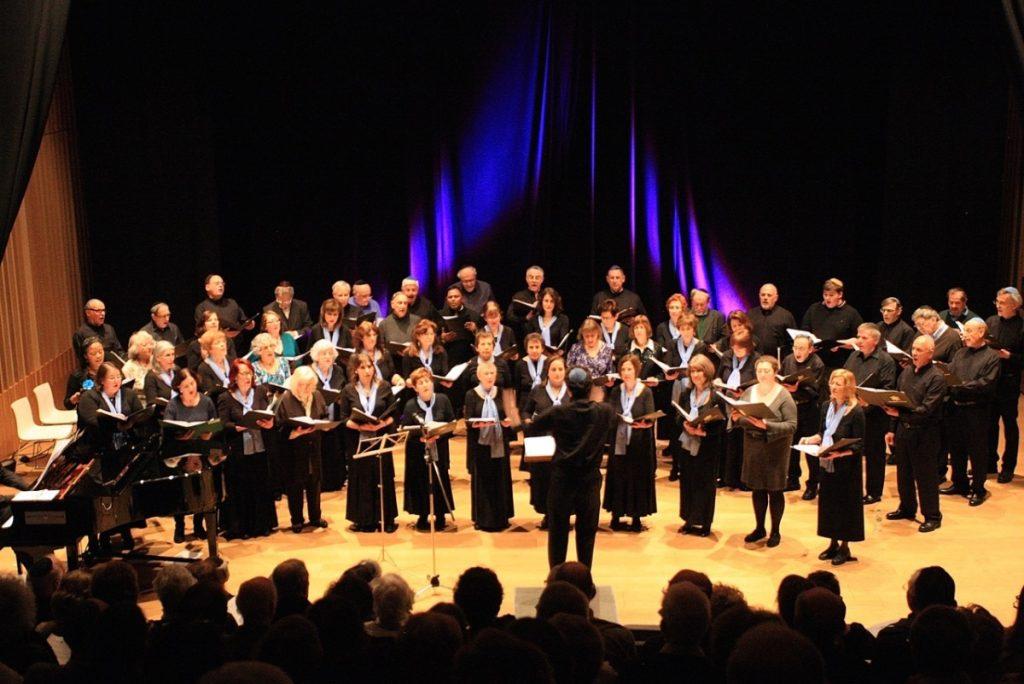 Hatikvah: Zemel Choir