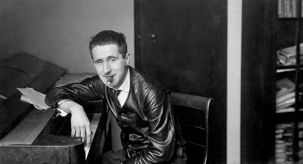 Yom Hashoah: Bertolt Brecht – The Jewish Wife