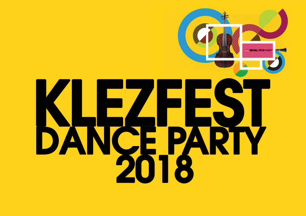 Klezfest Dance Party 2018