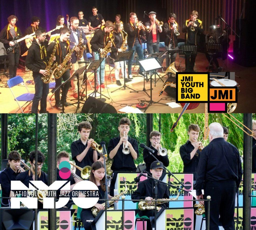 Peer-2-Peer: JMI YOUTH BIG BAND meets NYJO Academy Big Band