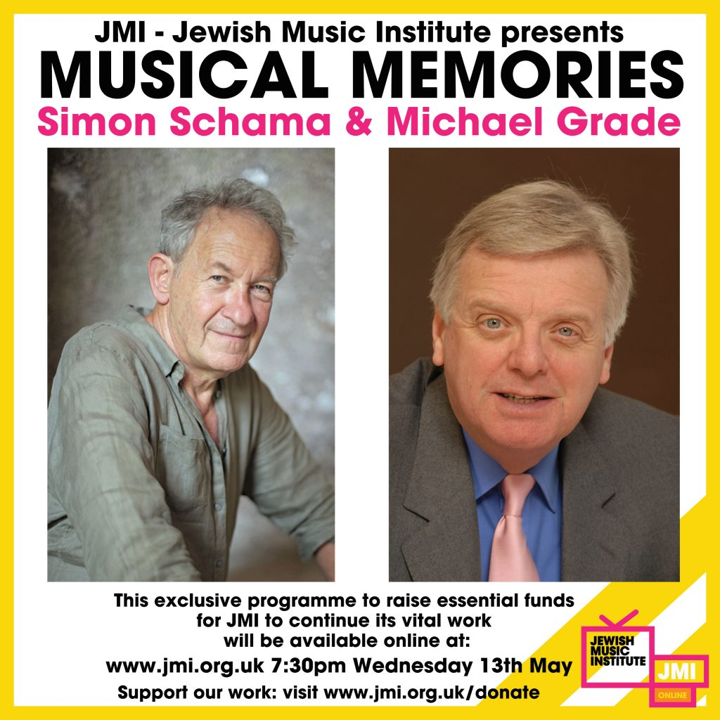 Watch again: Musical Memories with Michael Grade and Simon Schama