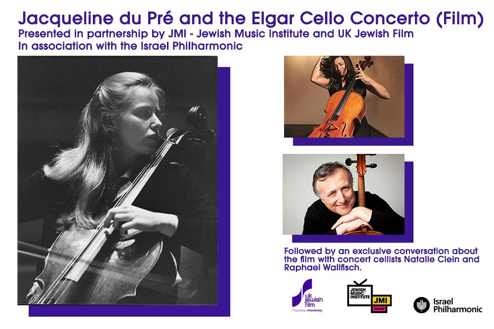 JMI Online: Jacqueline du Pré and the Elgar Cello Concerto (Film)