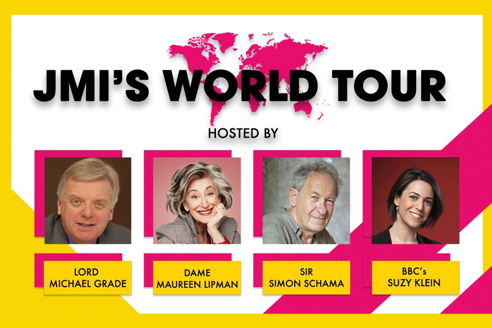 JMI World Tour: A Celebration Of Jewish Music