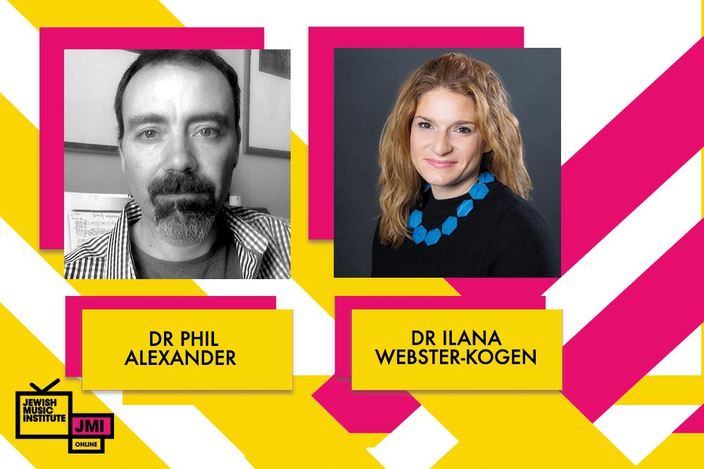 Dr Ilana Webster-Kogen and Dr Phil Alexander: Sounding Jewish In Berlin