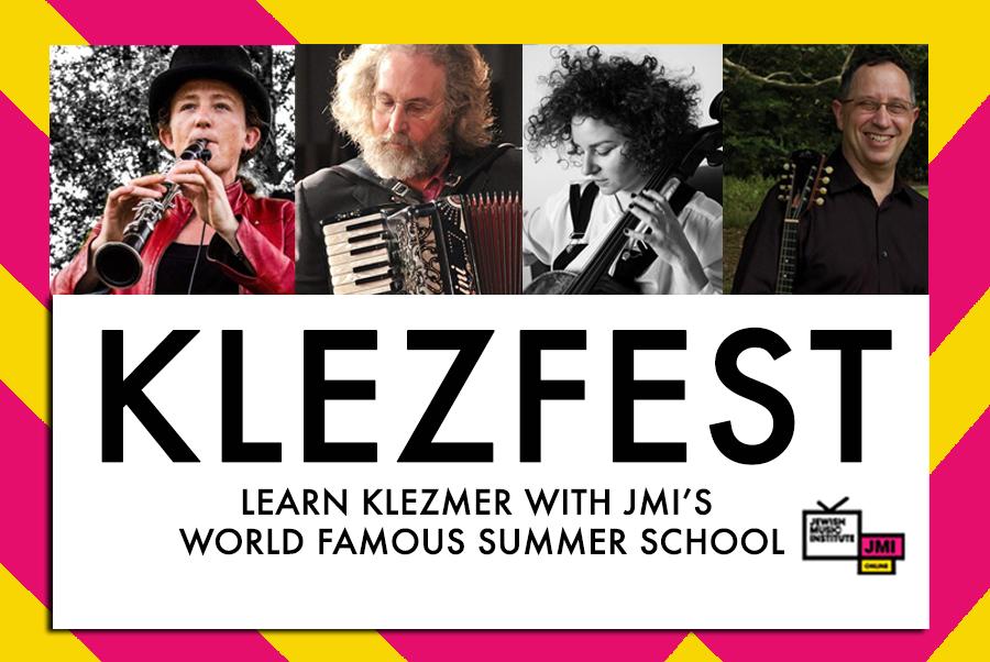 JMI Online: Klezfest 2021